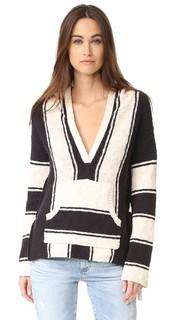 Полосатый свитер Baja PAM & Gela