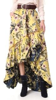 Асимметричная юбка Philosophy di Lorenzo Serafini