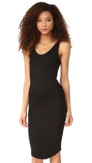 Миди-платье Gia без рукавов Riller & Fount