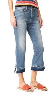 Укороченные прямые джинсы Jane B Siwy