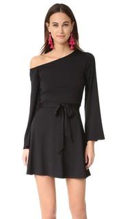 Платье Tasha с открытым плечом Susana Monaco