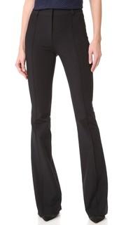 Расклешенные брюки Hibiscus Veronica Beard