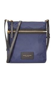 Нейлон байкерская сумка через плечо Marc Jacobs