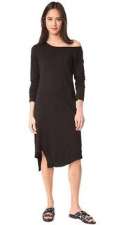 Платье с открытым плечом Wilt