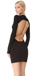 Платье с открытой спиной Esteban Cortazar