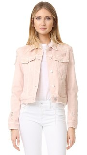 Укороченная куртка Harlow J Brand
