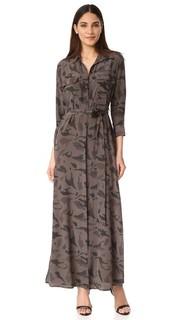 Длинное платье-рубашка Cameron Lagence