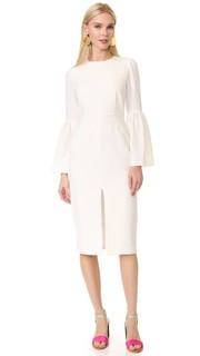 Платье с широкими рукавами Jill Jill Stuart