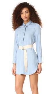Платье-рубашка строгого кроя Minkpink