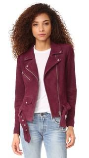 Замшевая куртка Jayne Veda