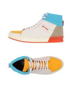Высокие кеды и кроссовки Etro