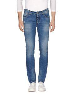 Джинсовые брюки YAN Simmon