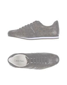 Низкие кеды и кроссовки Calvin Klein