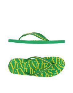 Вьетнамки Armani Jeans