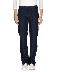 Джинсовые брюки Armani Collezioni