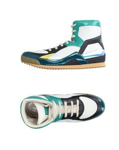 Высокие кеды и кроссовки Maison Margiela 22
