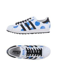 Низкие кеды и кроссовки Jeremy Scott Adidas