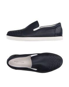 Низкие кеды и кроссовки Bottega Veneta