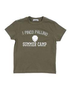 Футболка I Pinco Pallino I&S Cavalleri