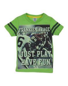 Футболка Frankie Garage