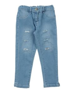 Джинсовые брюки Microbe