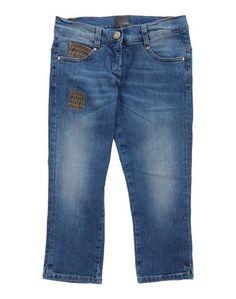 Джинсовые брюки Fendi