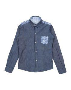Джинсовая рубашка Brian Rush