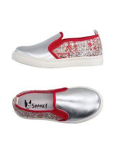 Низкие кеды и кроссовки Shake
