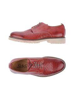 Обувь на шнурках G&G