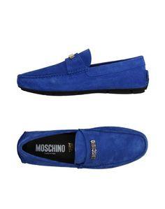 Мокасины Moschino