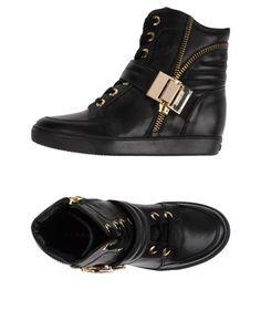 Высокие кеды и кроссовки Albano