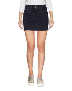 Джинсовая юбка Galliano