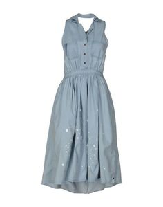 Платье до колена ONE X Oneteaspoon