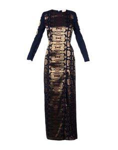 Длинное платье Tory Burch