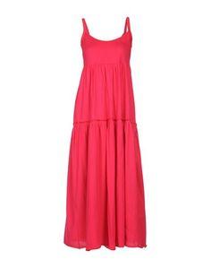 Длинное платье Blue LES Copains
