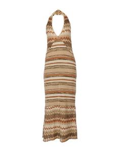 Длинное платье Monica Bianco