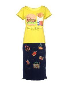 Платье длиной 3/4 Angela Mele Milano