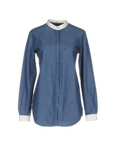Джинсовая рубашка Forte Forte
