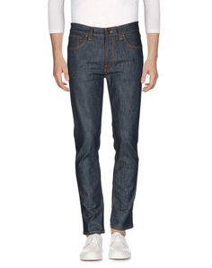 Джинсовые брюки Nudie Jeans CO