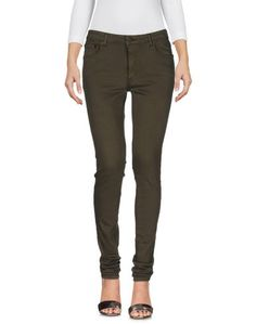 Джинсовые брюки American Vintage