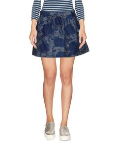 Джинсовая юбка Andy Warhol BY Pepe Jeans