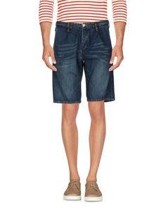 Джинсовые бермуды Paul Smith Jeans