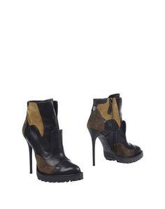 Полусапоги и высокие ботинки Alexander Mcqueen