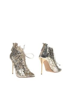 Полусапоги и высокие ботинки Oscar de la Renta