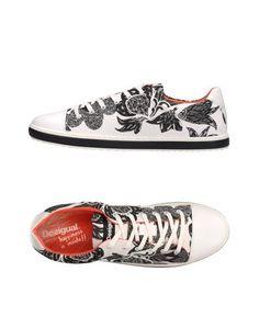 Низкие кеды и кроссовки Desigual