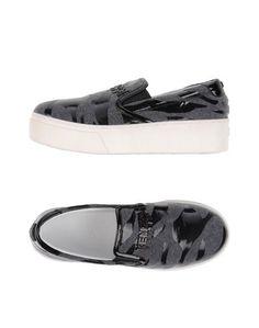 Низкие кеды и кроссовки Kenzo