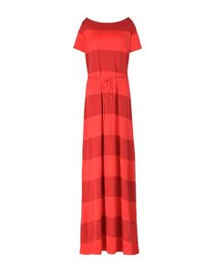 Длинное платье Gigi Hadid X Tommy Hilfiger
