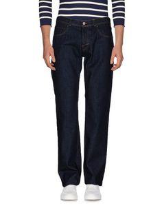 Джинсовые брюки Smalto BY