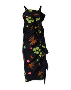 Платье до колена ISA Arfen