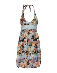 Короткое платье Jeans Paul Gaultier